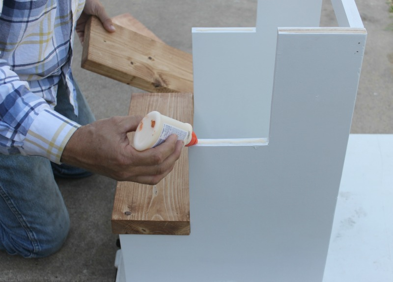 how to build this useful diy step stool for your home life storage