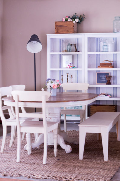 home organization tour dining room tips