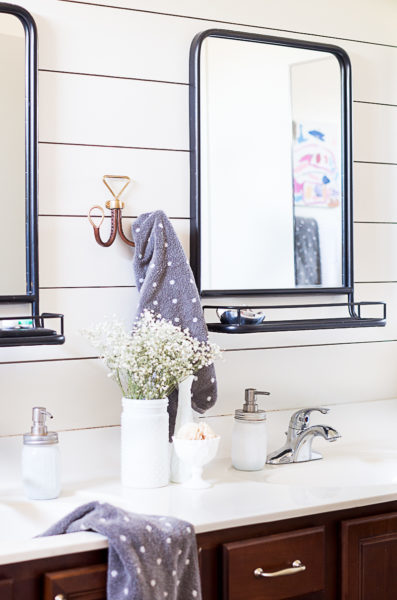 beautiful bathroom home organization tips