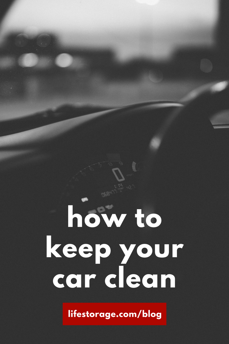 How to keep your car clean organized 5 quick tips How to keep your car exterior clean