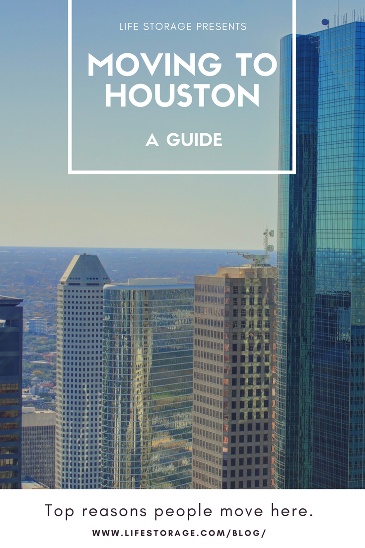 Moving to Houston pros and cons to consider