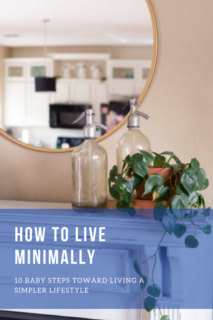 How To Live Minimally Simple Tips For The Uncommitted Minimalist