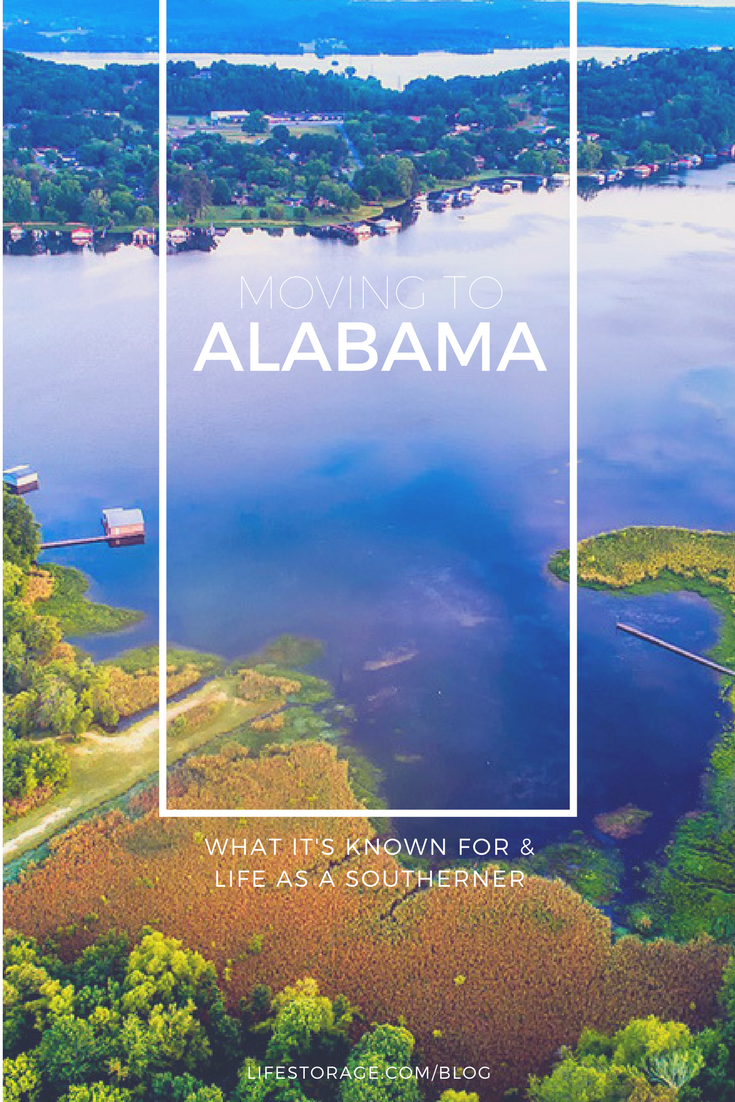 Moving to Alabama - What it's known for and what life is like as a Southerner