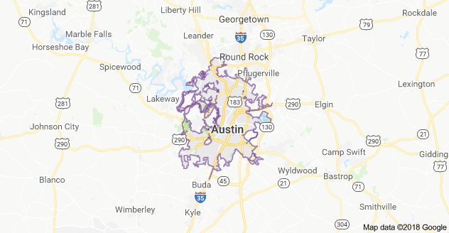 Map Of Texas City.Top 10 Best Places To Live In Texas In 2018