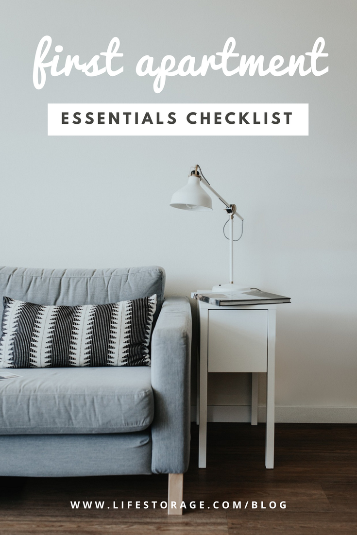 First Apartment Checklist for Renters on a Budget