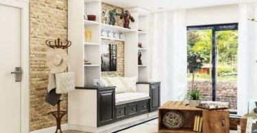 Studio apartment storage ideas