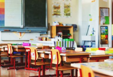 Classroom feature photo for best cities for education by Life Storage