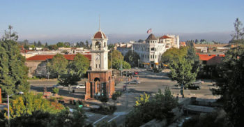 Santa Cruz city for education