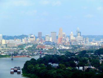 Cincinnati city for education