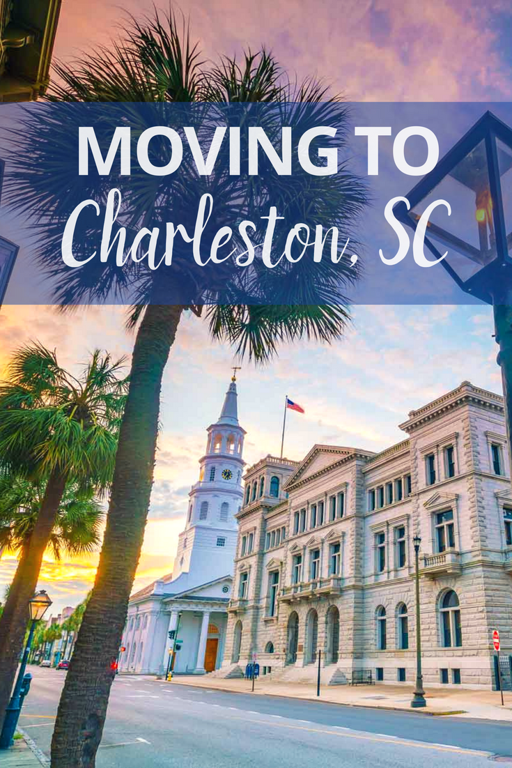 Moving to Charleston, SC pin