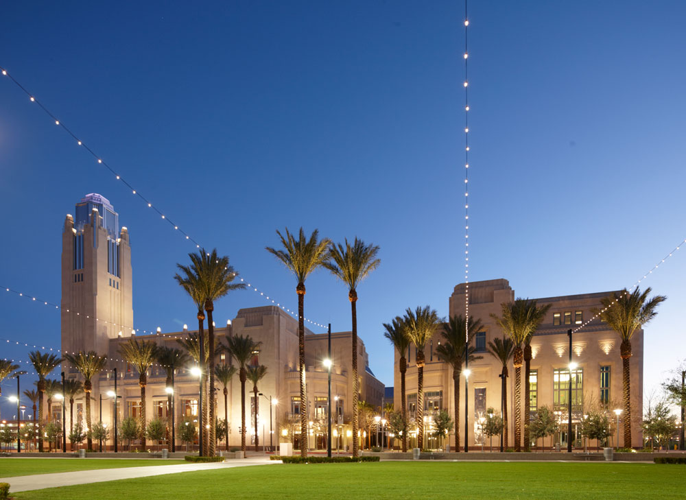 Moving to Las Vegas - The Smith Center for the Performing Arts