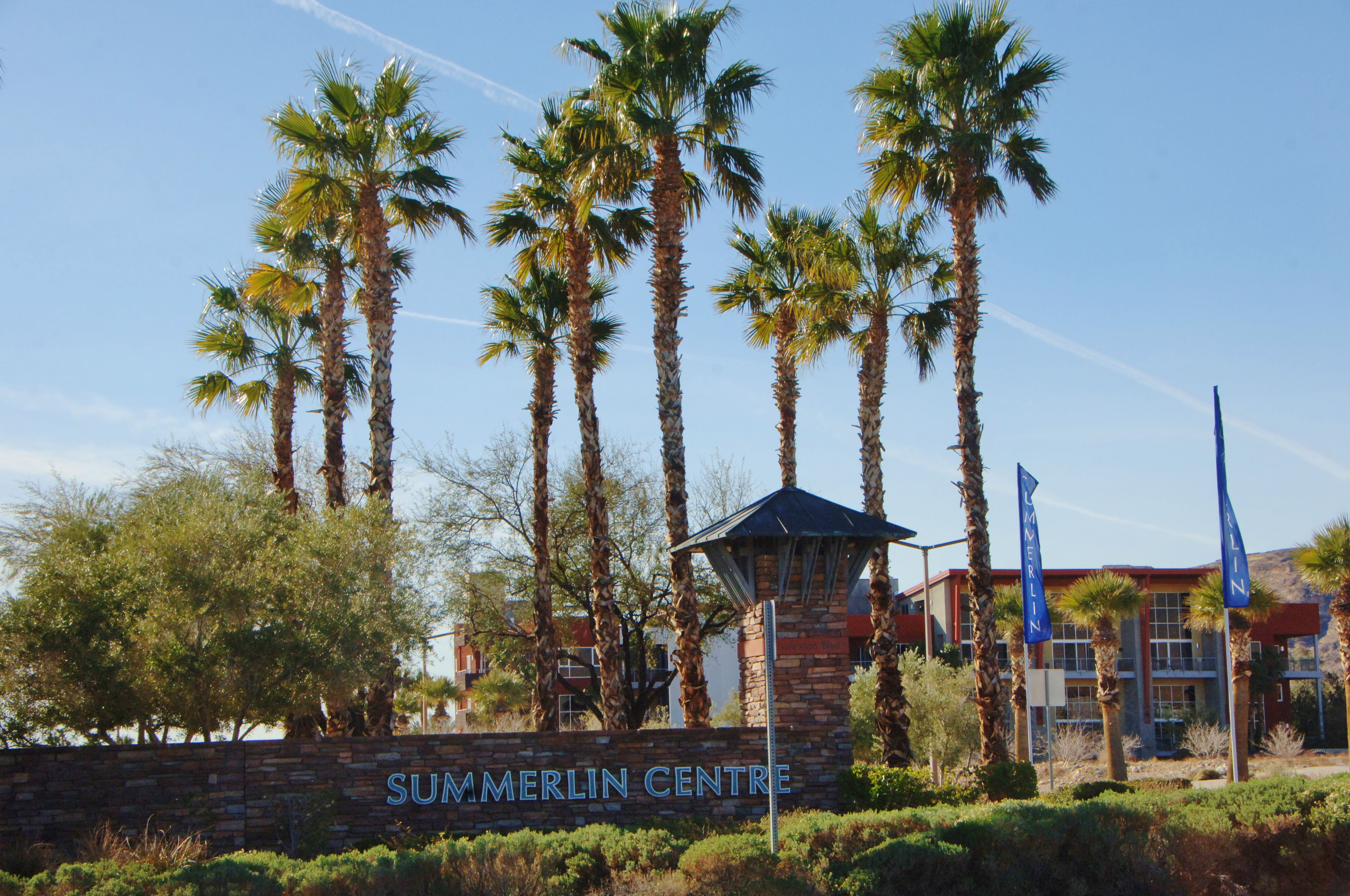 Moving to Las Vegas - A Guide to the Best Neighborhoods in Las Vegas - Summerlin Centre