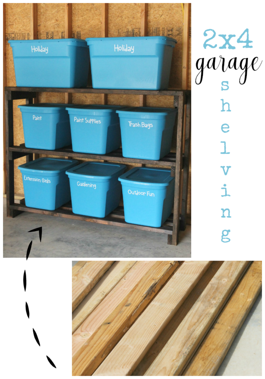 How to Build DIY Garage Storage Shelves for Under $60 How To Build Garage Shelves on how to build a bookcase, do it yourself shelves, floating shelves, garage design ideas, building shelves, youtube build garage shelves, garage cabinet plans, fireplace mantel shelves, building garage shelves, floating wall shelves, wall mounted bookshelves, locker shelves, easy build garage shelves, storage shelves, making shelves, garage storage ideas, build your own garage shelves, blueprint to build garage shelves, closet shelves, build corner garage shelves, how to make floating shelves, wall mounted shelves,