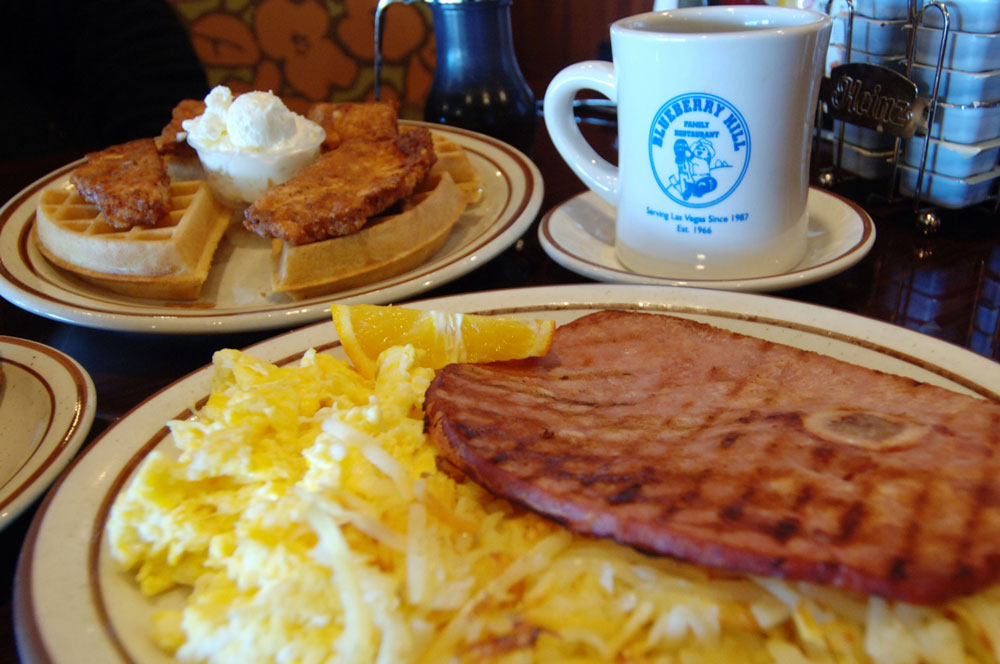 Moving to Las Vegas, a Local's Guide - Blueberry Hill Breakfast and Coffee