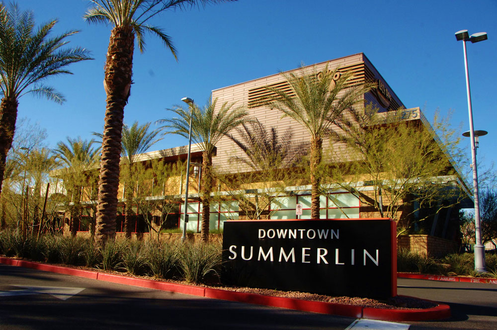 Moving To Las Vegas, A Localu0027s Guide   Downtown Summerlin