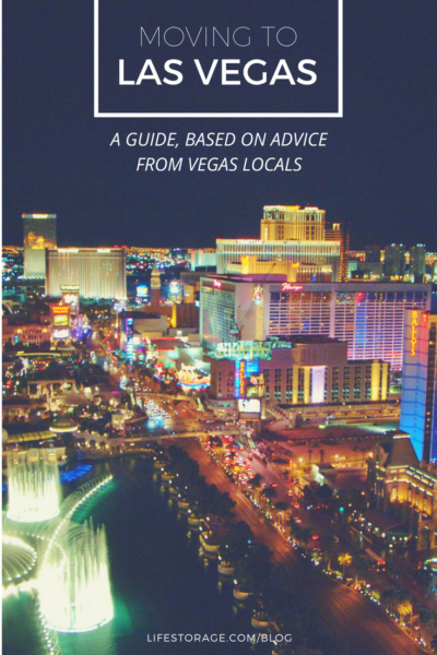 Moving to Las Vegas Guide Pin