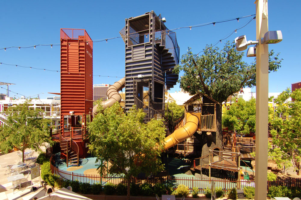 Moving to Las Vegas With Kids - Container Tree House