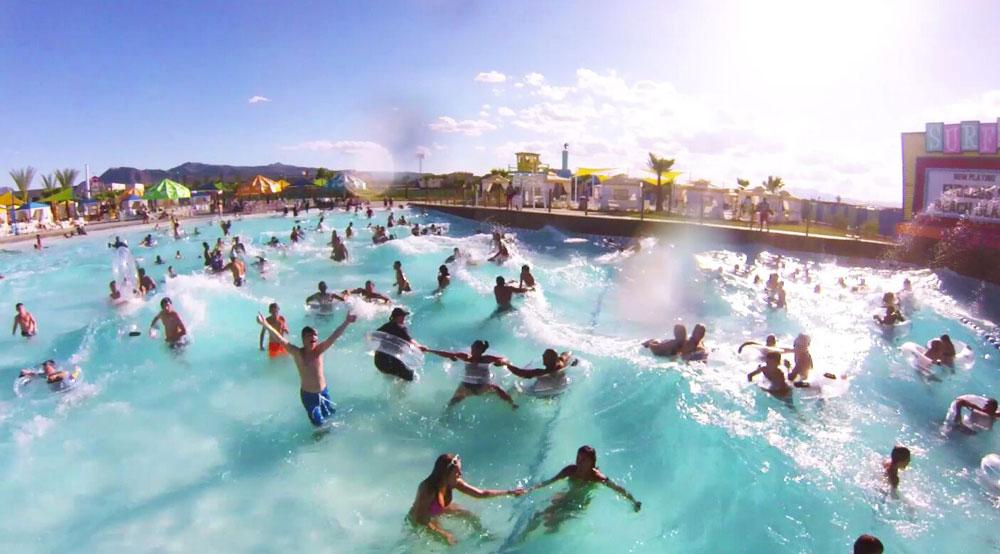 Moving to Las Vegas With Kids - Cowabunga Water Park