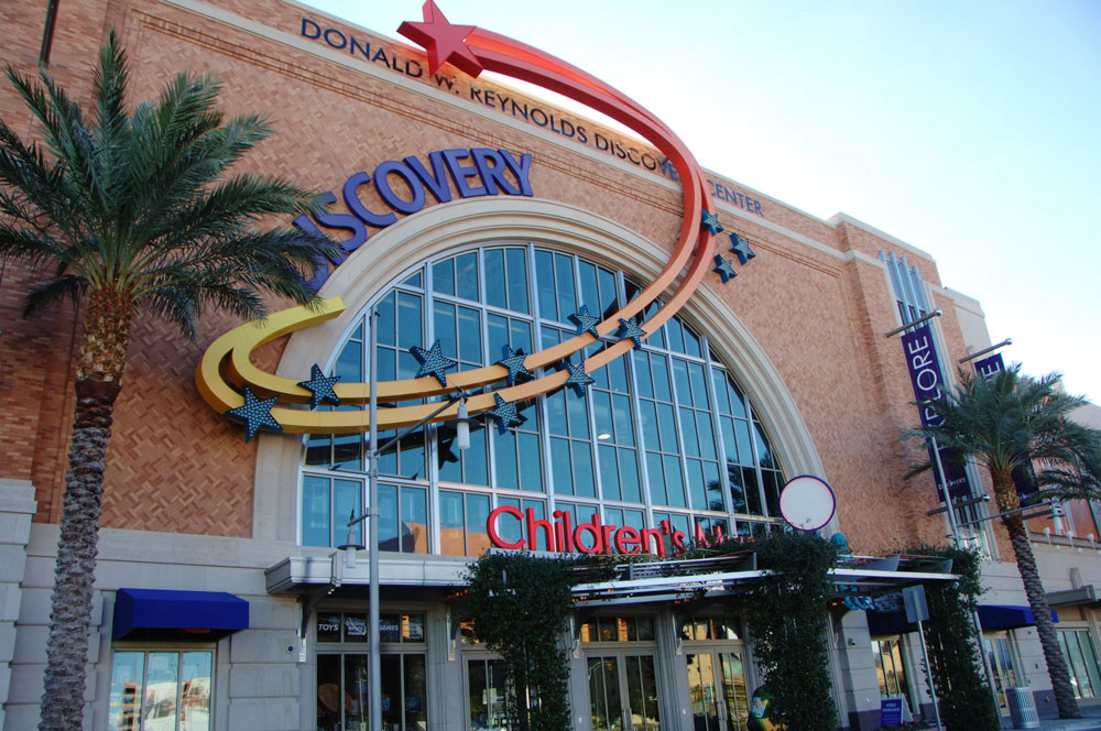 Moving to Las Vegas With Kids - The Discovery Center