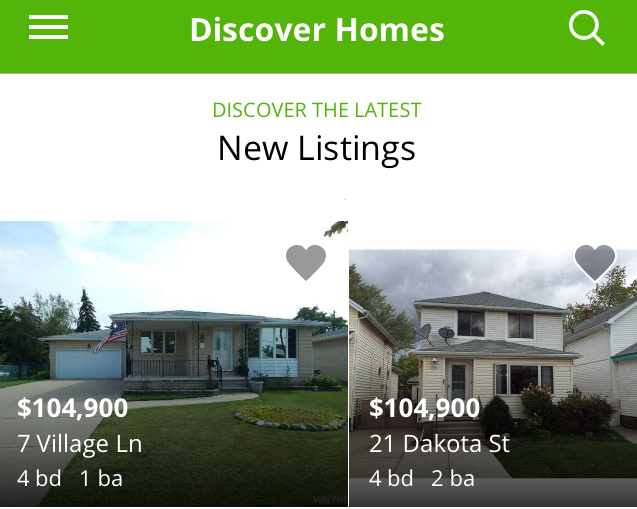 Best real estate apps for home searching