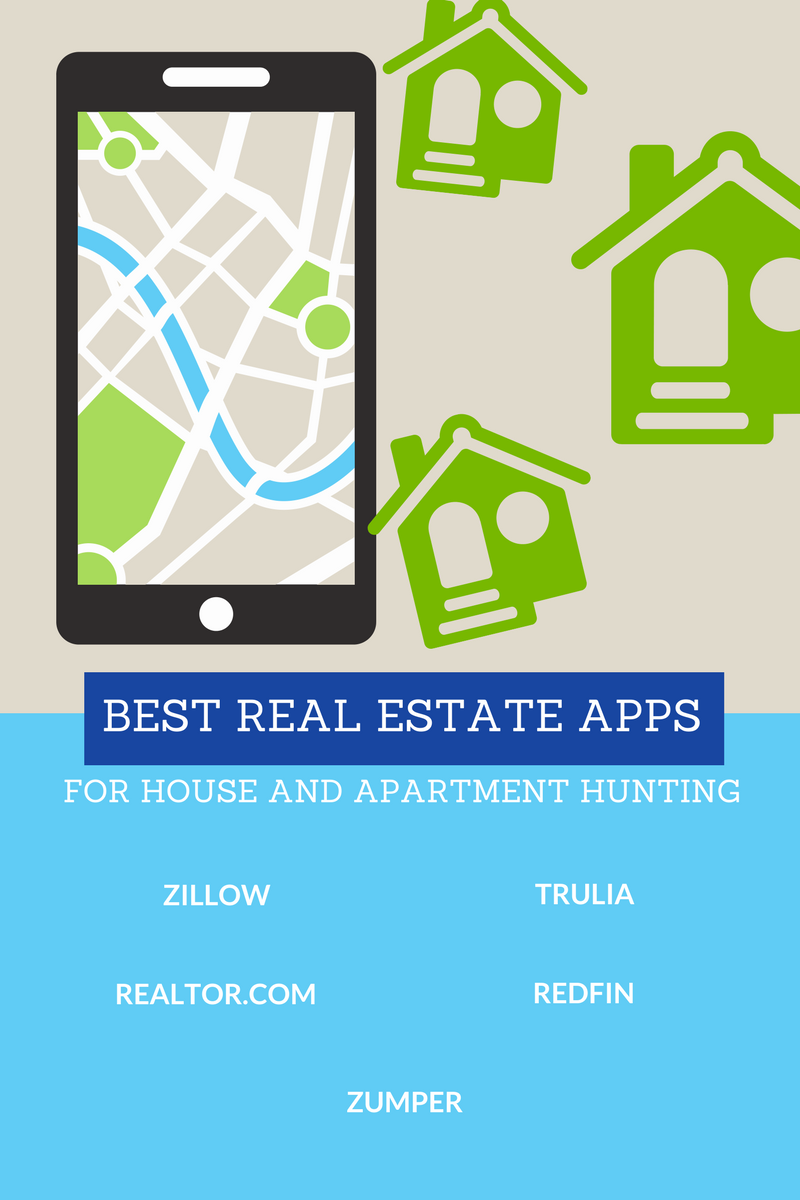 Best real estate apps for house and apartment hunting