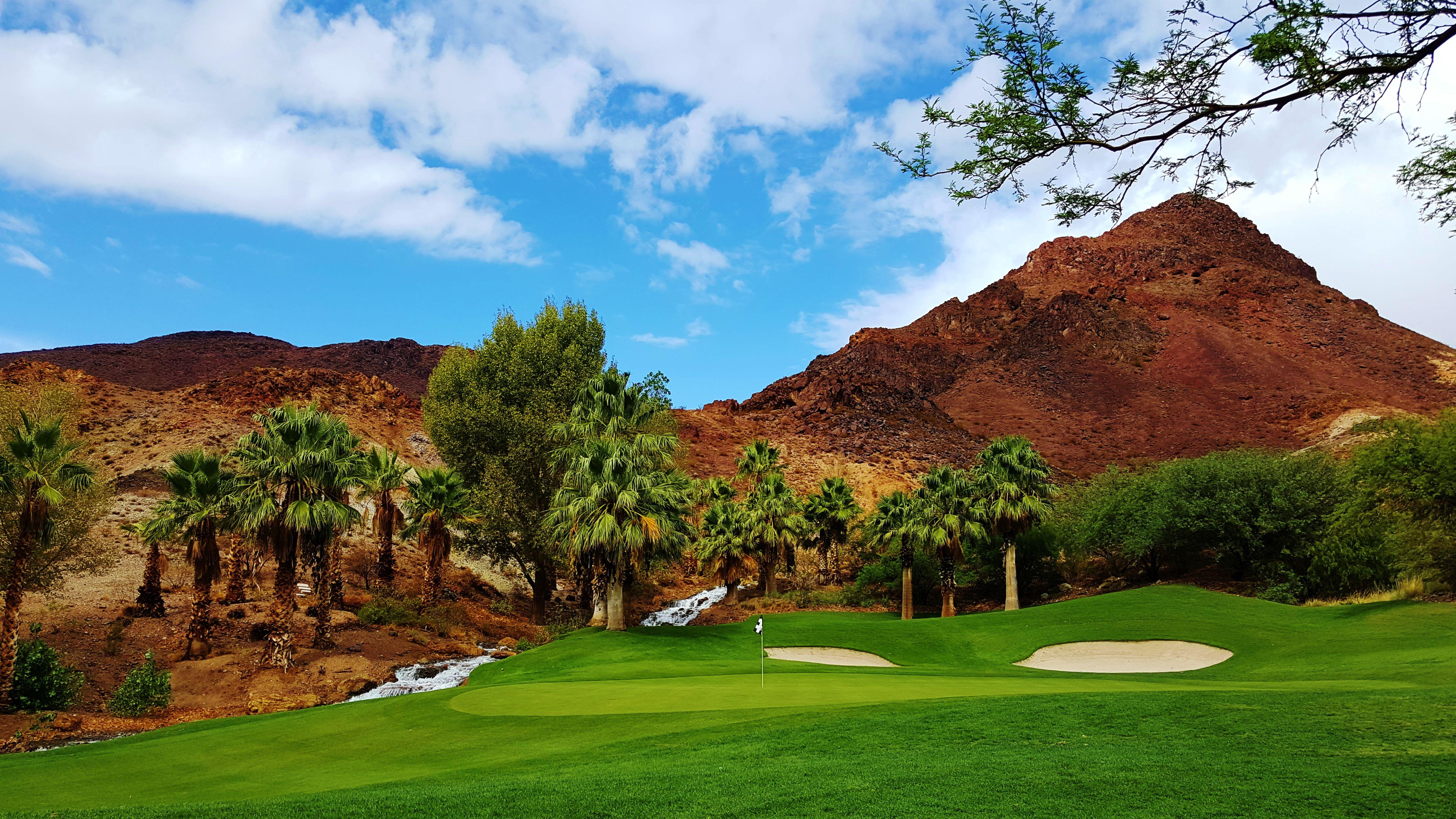 Retiring in Las Vegas - Golf
