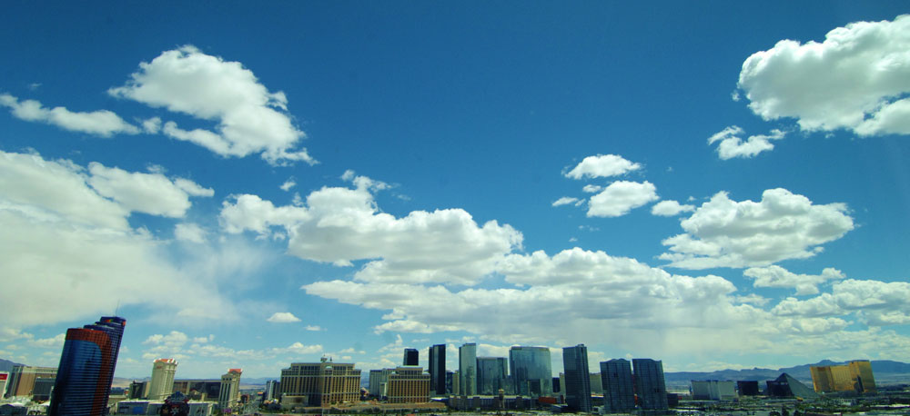 Things to Know Before Moving to Las Vegas - Blue Skies on the City Line