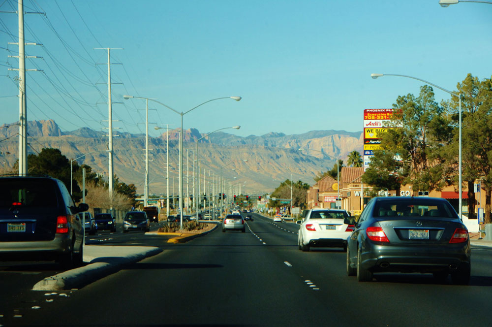 Things to Know Before Moving to Las Vegas - Traffic