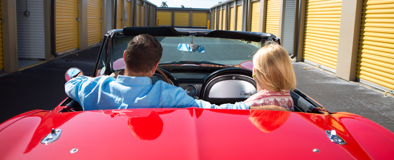 Find Car Storage Options at Life Storage Today