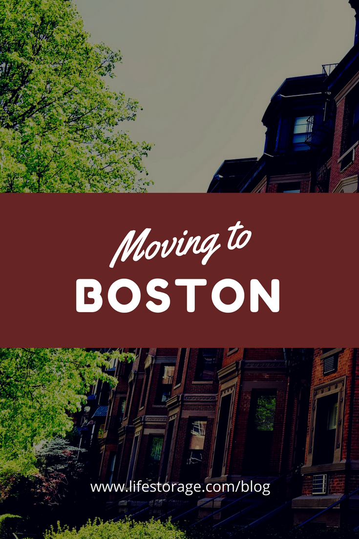 Moving to Boston Tips