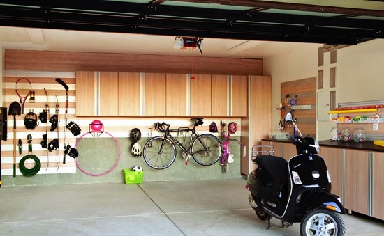 Spring Cleaning Tips - Clutter-Free Garage