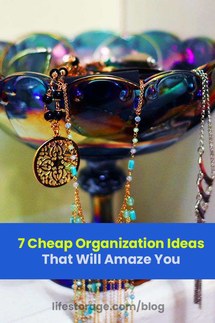 7 Cheap Organization Ideas That Will Amaze You Life