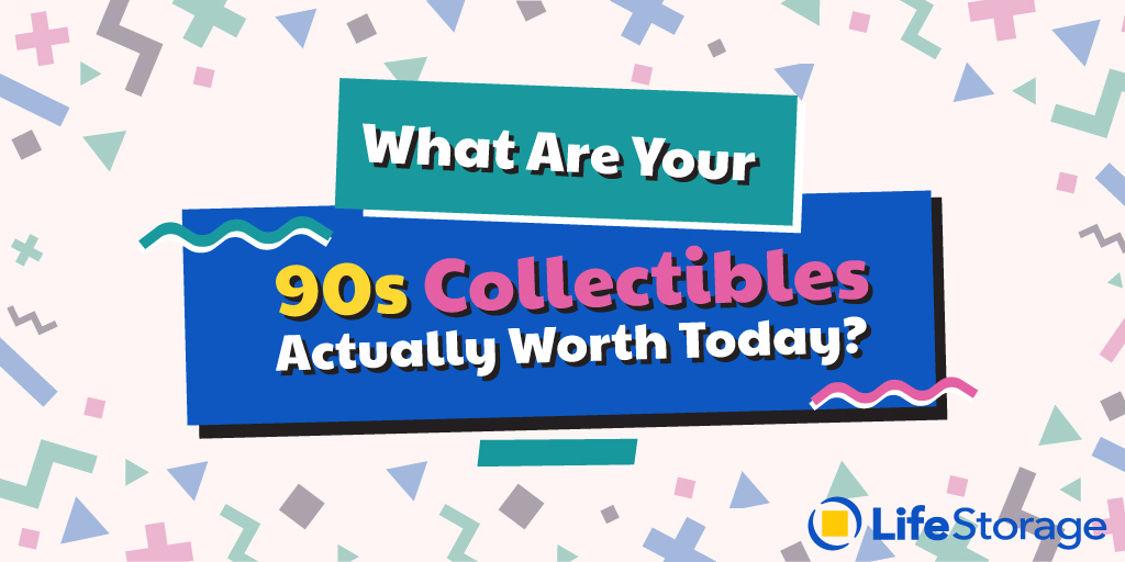 90s Collectible Toys Worth Money Today