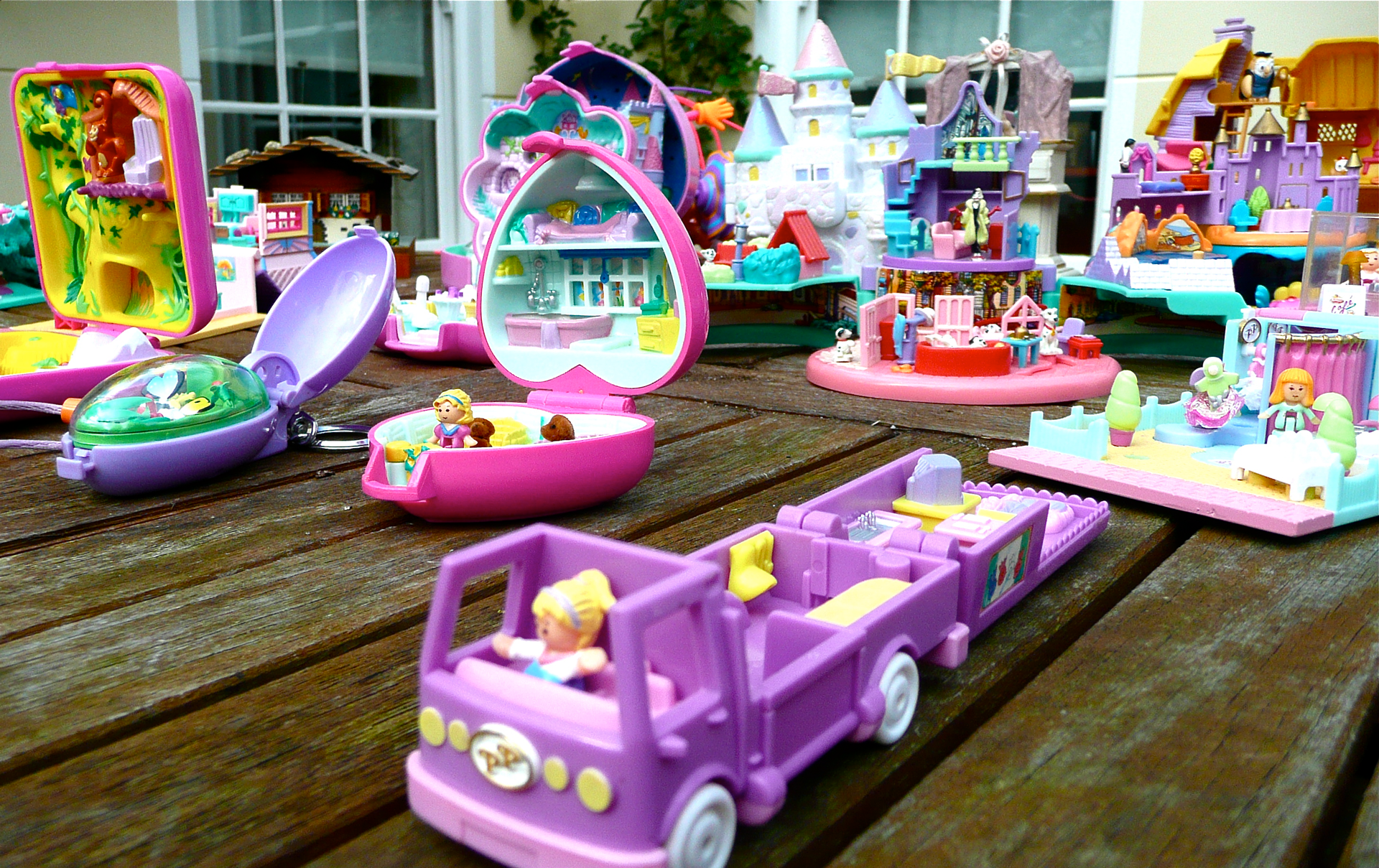 Collectible Toys Worth Money - How much are Polly Pockets worth today?