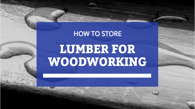 How to store wood, the best way to stack wood