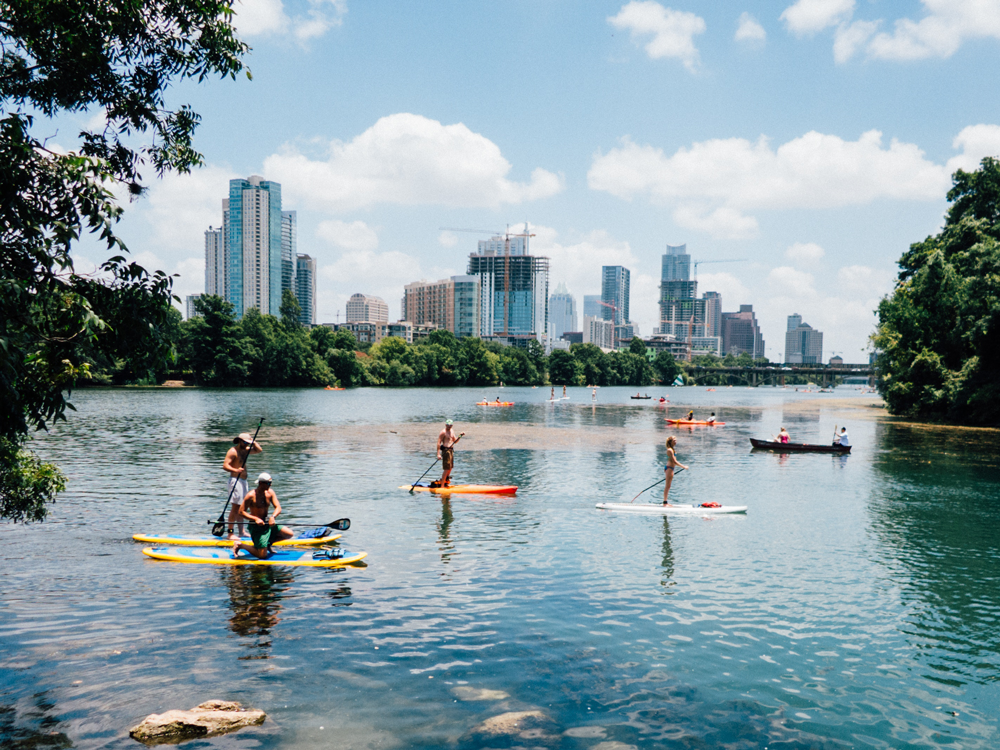 Moving to Austin - Downtown Austin, Watersports