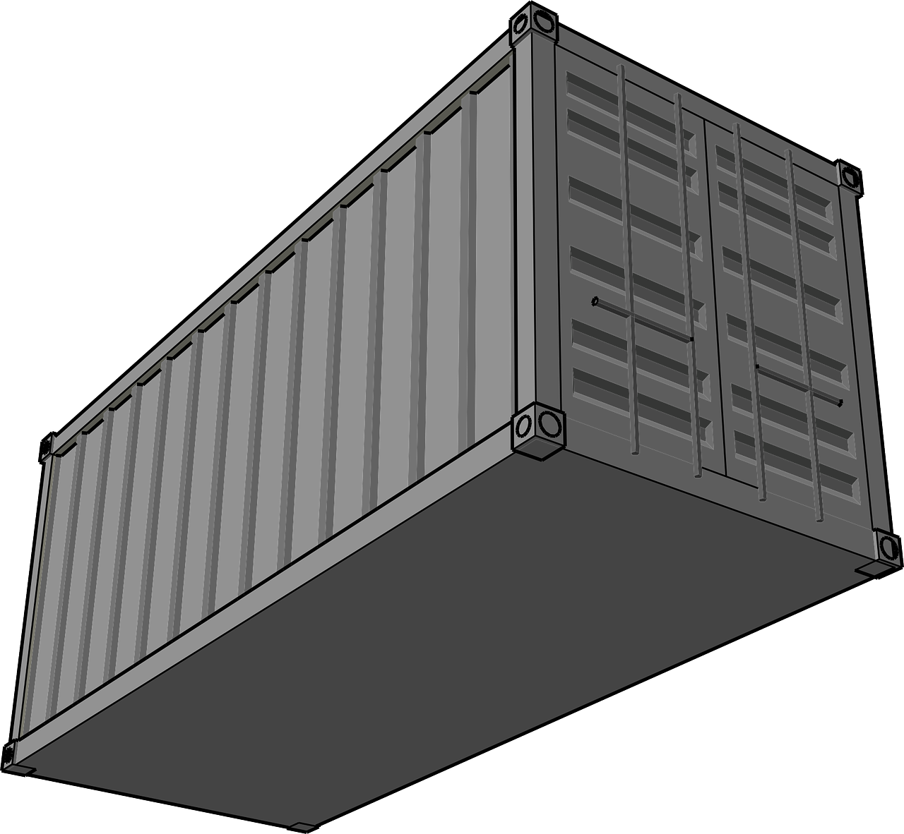 Pros and cons of using moving containers for short term storage