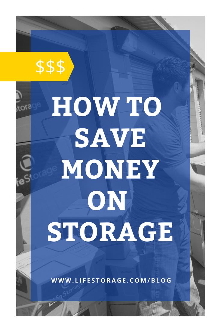 storage unit deals and discounts
