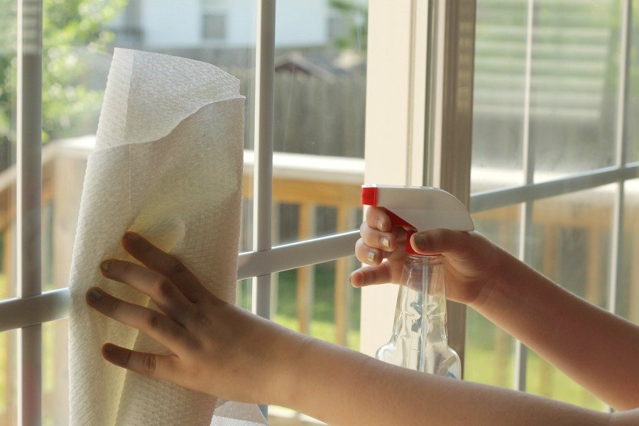 21 Things to Do Before Selling Your Home - Wipe down windows