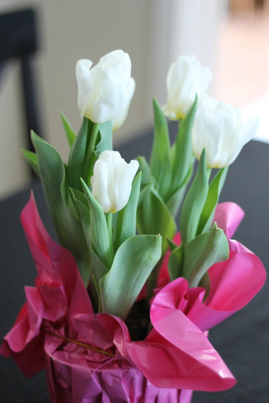 21 Things to Do Before Selling Your Home - Add fresh flowers.