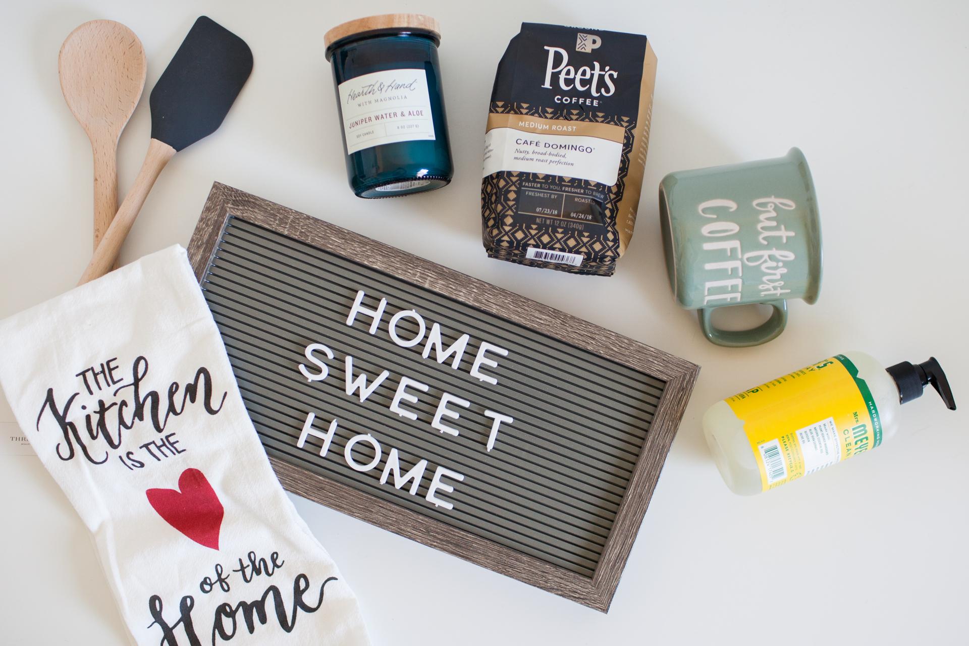 Moving Essentials - Housewarming Gift