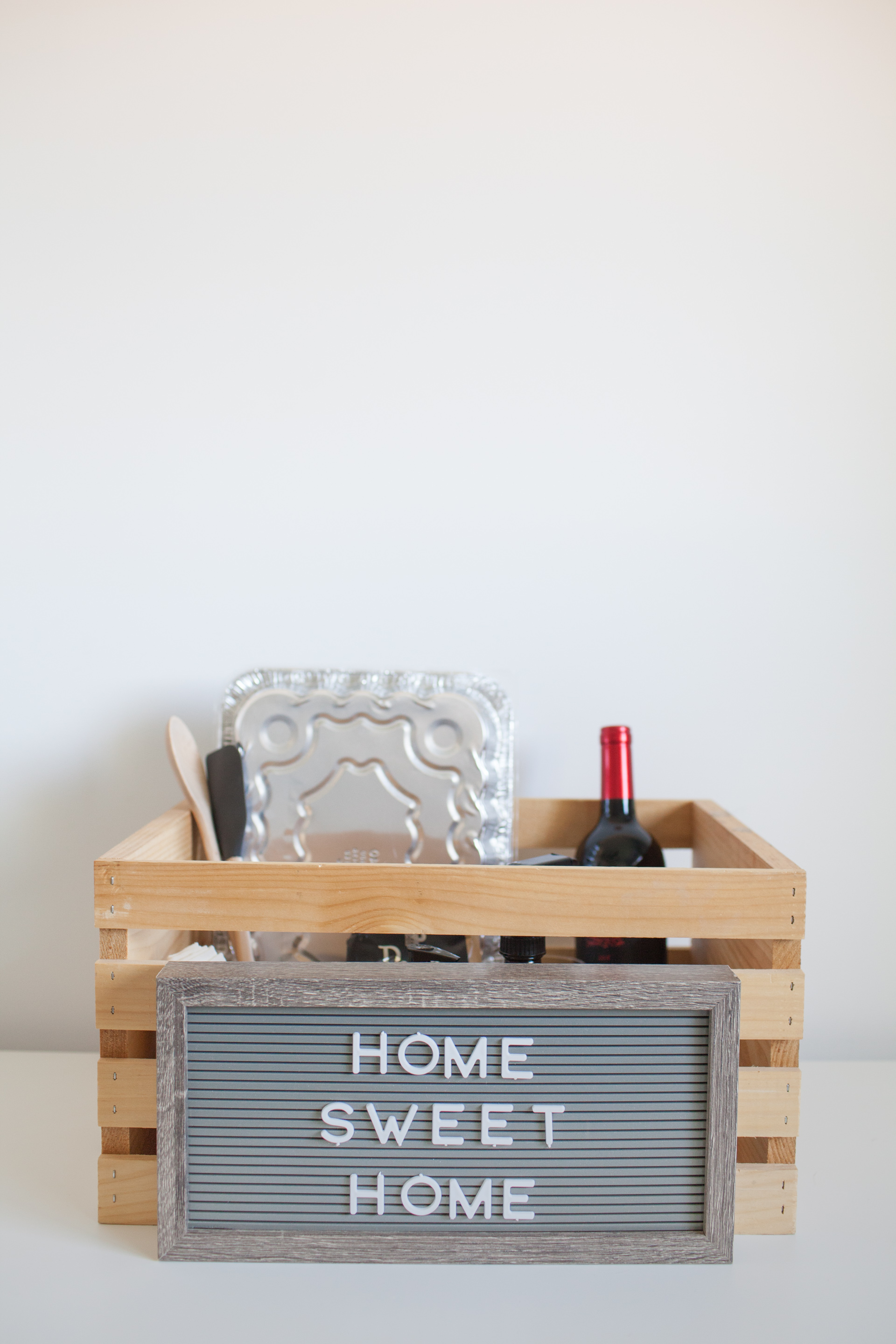 Moving Essentials - What You Need On Moving Day - Gift Basket