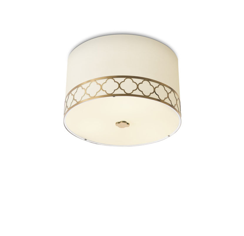 How to choose the right lighting for your home: consider flush mount fixtures