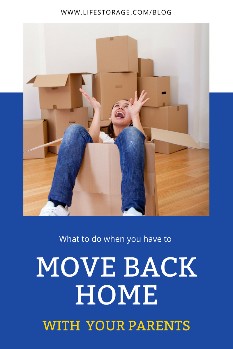 Moving back home with parents