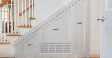 Under the Stairs Storage Closet Uses Ideas