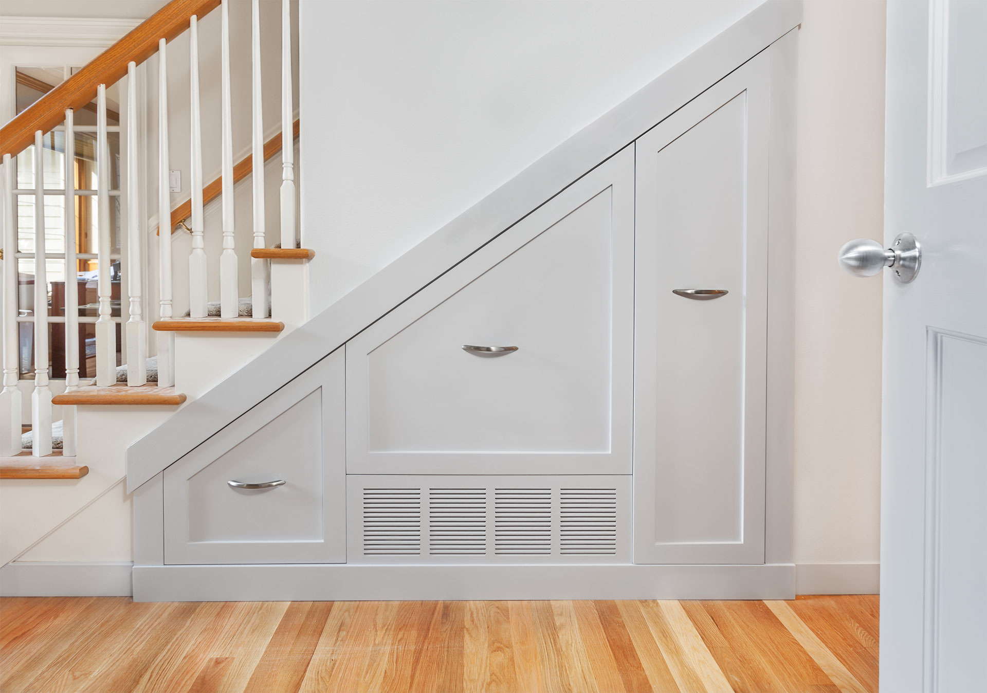 Under The Stairs Storage How To Make Most Out Of Every Inch Your Home Life Blog