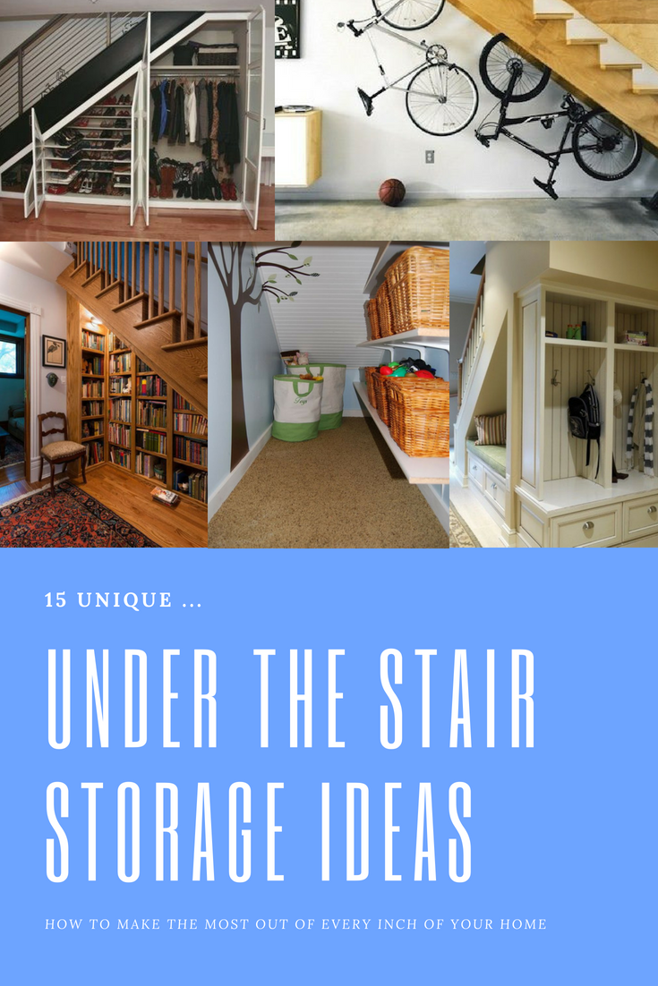 Under the Stairs Storage Closet Uses Ideas Pin