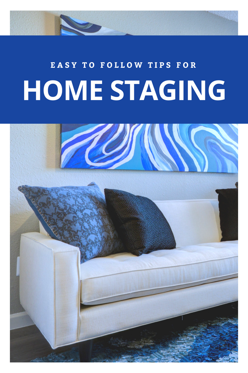 home staging tips for a quick sale