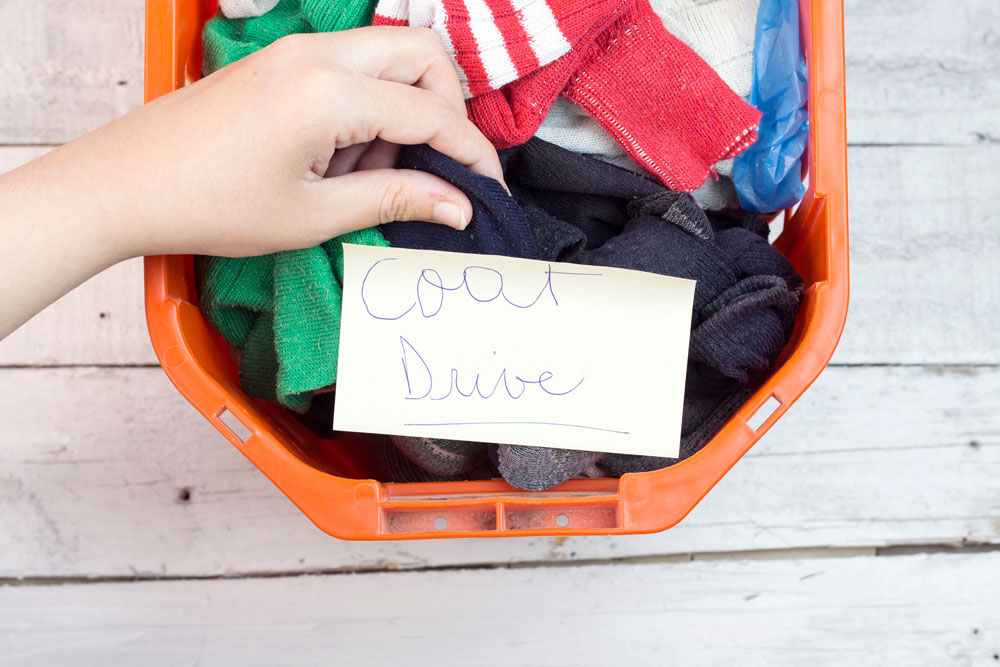 How to Downsize Your Home - Sort belongings into keep, sell, donate, trash piles