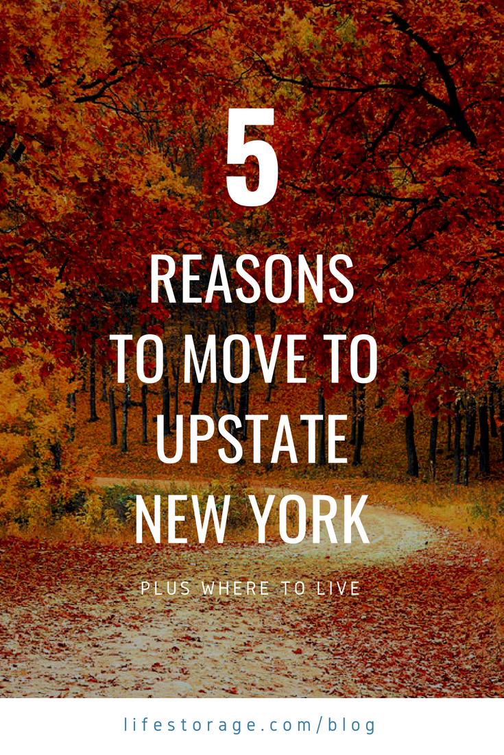 5 reasons to move to Upstate New York, plus where to live